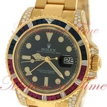 Rolex GMT-Master II 116758SARU pre-owned