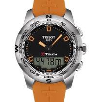 Tissot T-Touch II nuevo 43mm Acero