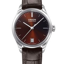 Union Glashütte Viro Date new 2020 Automatic Watch with original box and original papers D011.207.16.291.00