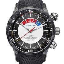 Maurice Lacroix Pontos S Regatta PT6019-CAB01-330 Neu