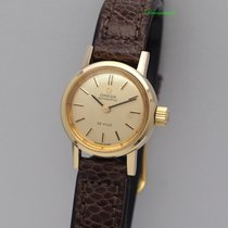 Frauen Uhr Omega Gold