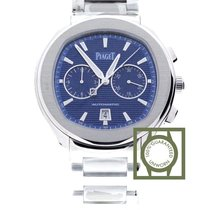 Piaget Polo S Chronograph 42mm Blue Dial NEW MODEL