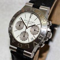 Bulgari - Diagono Automatic Chronograph - CH35S - Unisex -...