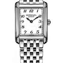 Raymond Weil Don Giovanni White Dial Stainless Steel Ladies...