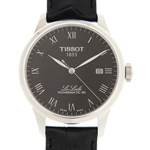 Tissot Le Locle Series Stainless Steel Black Automatic...
