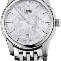 Oris Artelier Regulateur Mens Automatic 749-7667-4051-mb Steel...