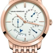 Girard Perregaux 1966 Annual  Calendar Equation of Time