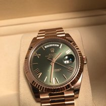 Rolex Day-Date 40 new 2019 Automatic Watch with original box and original papers 228235