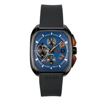 Liv Watches Ocel 40mm Automatika 3010.48.41.SRB1000 nové