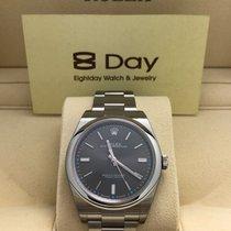 勞力士 8DAYwatch-New 114300GY OYSTER PERPETUAL