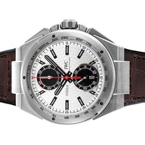 IWC Ingenieur Chronograph Steel 45mm Silver No numerals United States of America, Florida, Aventura