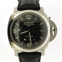 Panerai Luminor 1950 10 Days GMT Stal 44mm