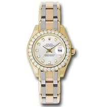 Rolex Yellow gold 29mm Automatic 80298bic sd new