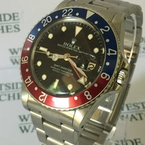 Rolex GMT Master - Pepsi - 1979 - Transitional