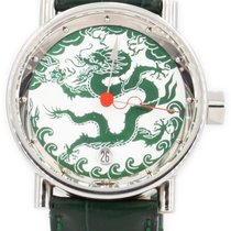 Alain Silberstein Automatic pre-owned Green