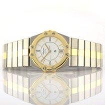 Chopard St. Moritz Stahl Gold Herren Armbanduhr Ref. 8023