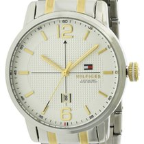 Tommy Hilfiger Two-Tone Mens Watch