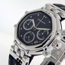 Gérald Genta White gold 35mm Automatic G.3388.7 new