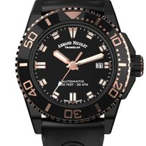 Armand Nicolet Staal Automatisch A480AQS-NS-GG4710N nieuw