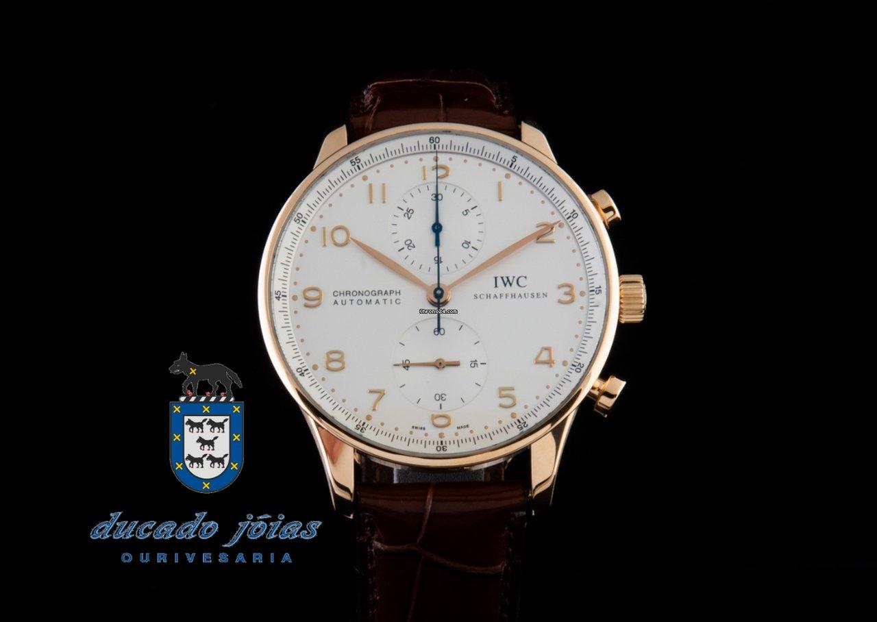 e36577f372a IWC Portuguese Chronograph - Todos os preços de relógios IWC Portuguese  Chronograph na Chrono24