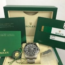 Rolex Submariner Date Steel 40mm Black No numerals Malaysia, Subang Jaya