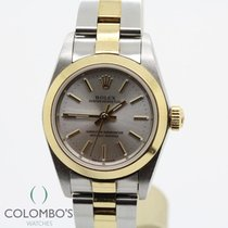 Rolex Oyster Perpetual Acero y oro Sin cifras España, Granollers,colomboswatches.com