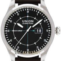 Union Glashütte Stål 45mm Automatisk D009.626.16.057.00 ny