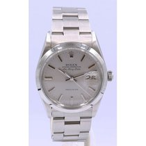 Rolex Air King Date Steel 34mm Silver No numerals United Kingdom, Middlesbrough