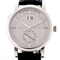 A. Lange & Söhne Grand Langematik Platinum 40mm Silver United States of America, California, Newport Beach