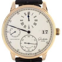 Glashütte Original Senator Chronometer Regulator Rose gold 42mm United States of America, Illinois, BUFFALO GROVE