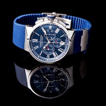 Ulysse Nardin Marine Chronograph 43mm Blue United States of America, California, San Mateo