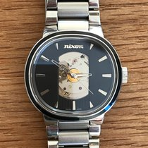 Nixon Staal 44mm Automatisch A080 Swiss Made Automatic tweedehands Nederland, Amsterdam