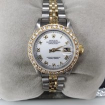 Rolex Oyster Perpetual Lady Date 69160 1986 occasion