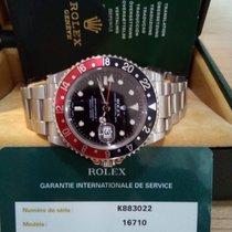 Rolex 16710 Acero 2003 GMT-Master II 40mm usados España, BENAGALBON
