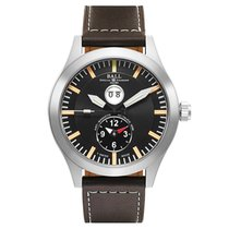 Ball Engineer Master II Aviator Zeljezo 44mm Crn