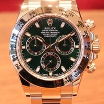 Rolex Yellow gold Automatic 116508 new