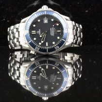 Omega Seamaster Diver 300 M 25378000 2002 pre-owned