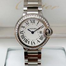 Cartier Ballon Bleu 28mm Steel 28mm Silver Roman numerals United Kingdom, Wilmslow