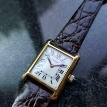 Cartier Tank Louis Cartier 1970 pre-owned