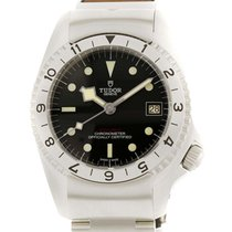 Tudor Black Bay Steel Steel 42mm Black No numerals