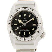튜더 블랙 베이 스틸 신규 2014 자동 시계 및 정품 박스와 서류 원본 70150