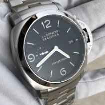 Panerai Luminor Marina 1950 3 Days Automatic Steel 44mm Black Arabic numerals United States of America, Texas, Frisco