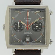 Heuer Steel 40mm Automatic 033 pre-owned
