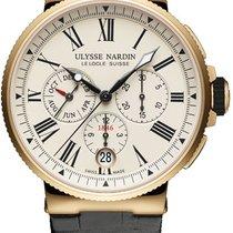 Ulysse Nardin Marine Chronograph 1532-150/40 2020 neu