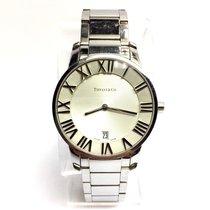 Tiffany & Co. Atlas Stainless Steel Men's/unisex Watch...