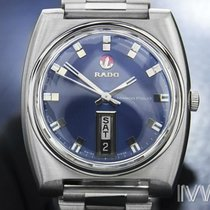 Rado Marco Polo Mens Vintage Swiss Day Date Automatic Vintage...