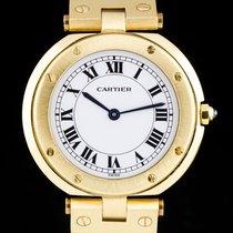Cartier Santos Vendome Gold