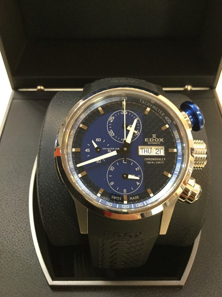 3ad66d14d Edox Chronorally - all prices for Edox Chronorally watches on Chrono24
