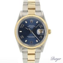 Rolex Oyster Perpetual Date Gold/Steel