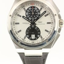 IWC Big Ingenieur Chronograph PLATINUM from 2011 with B+P